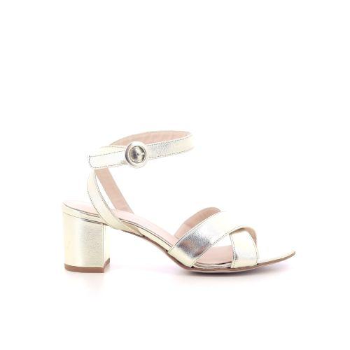 Luca renzi  sandaal platino 207156