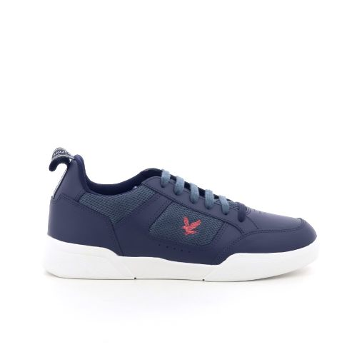 Lyle& scott  sneaker blauw 203594