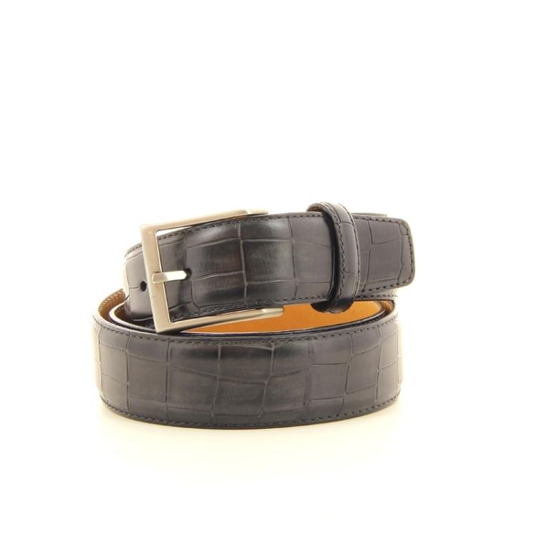 Magnanni accessoires riem grijs 21452