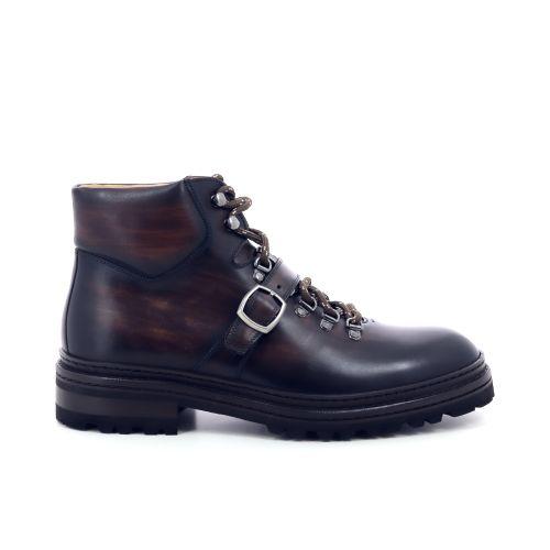 Magnanni herenschoenen boots d.bruin 199386