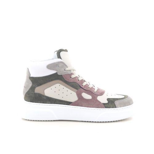 Maimai damesschoenen sneaker licht beige 218370