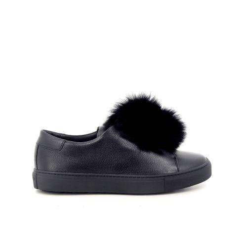 Maimai damesschoenen sneaker zwart 177917