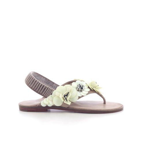 Maliparmi damesschoenen sandaal ecru 213239