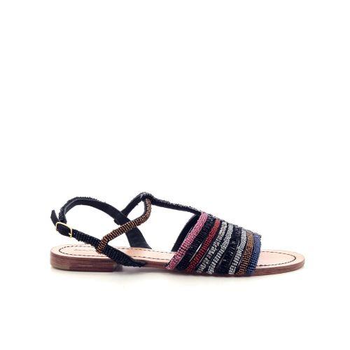 Maliparmi damesschoenen sandaal multi 213237
