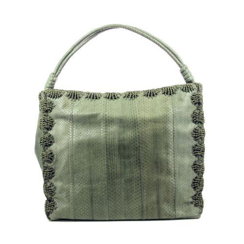 Maliparmi tassen handtas groen 213775