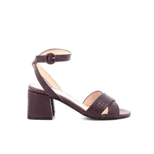 Maripe damesschoenen sandaal bruin 203230
