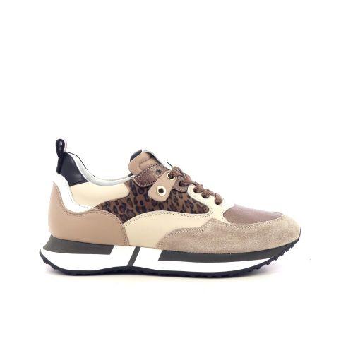 Maripe damesschoenen sneaker camel 217476