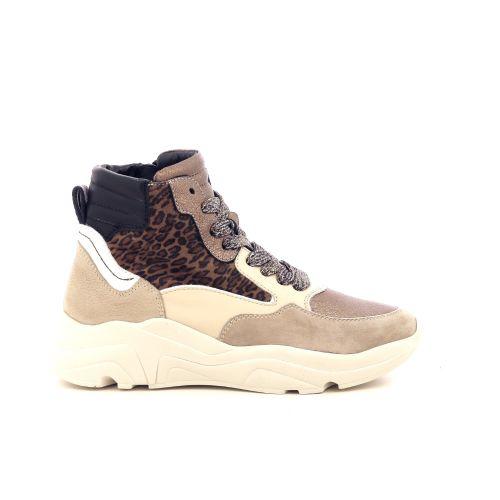 Maripe damesschoenen sneaker camel 217472