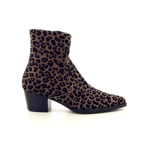 Maripe damesschoenen boots cognac 195873