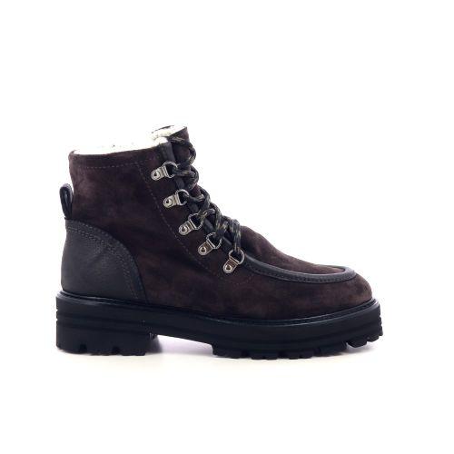 Maripe damesschoenen boots d.bruin 217465