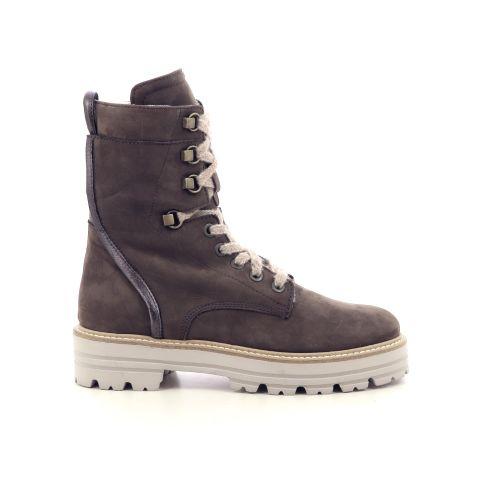 Maripe damesschoenen boots d.taupe 217447