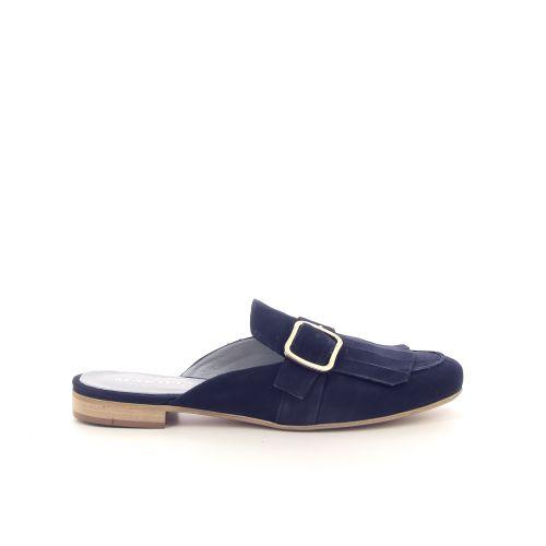 Maripe damesschoenen muiltje donkerblauw 169043