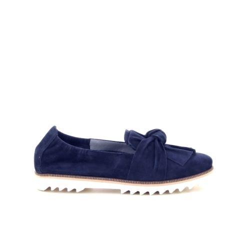 Maripe damesschoenen mocassin donkerblauw 173405