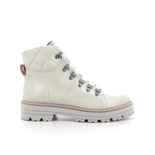 Maripe damesschoenen boots ecru 219003