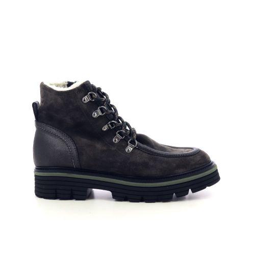 Maripe damesschoenen boots kaki 217464