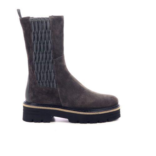 Maripe damesschoenen boots kaki 219007