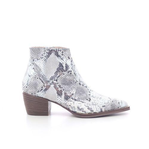 Maripe damesschoenen boots lichtgrijs 206389