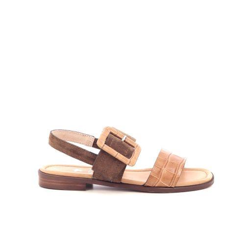 Maripe damesschoenen sandaal naturel 206369