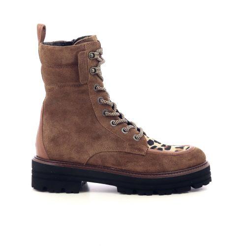 Maripe damesschoenen boots naturel 217459