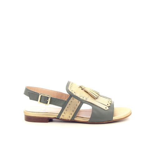 Maripe damesschoenen sandaal platino 192576
