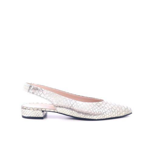 Maripe damesschoenen sandaal platino 206366