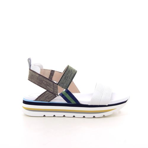 Maripe damesschoenen sandaal wit 192586