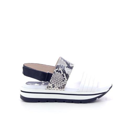 Maripe damesschoenen sandaal wit 192587
