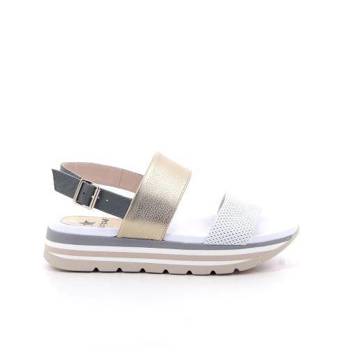 Maripe damesschoenen sandaal wit 192588