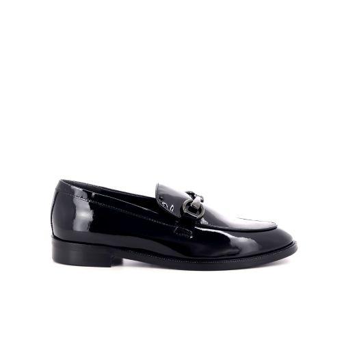 Maripe damesschoenen mocassin zwart 211430