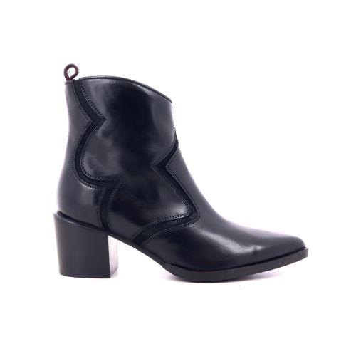 Maripe damesschoenen boots zwart 211437