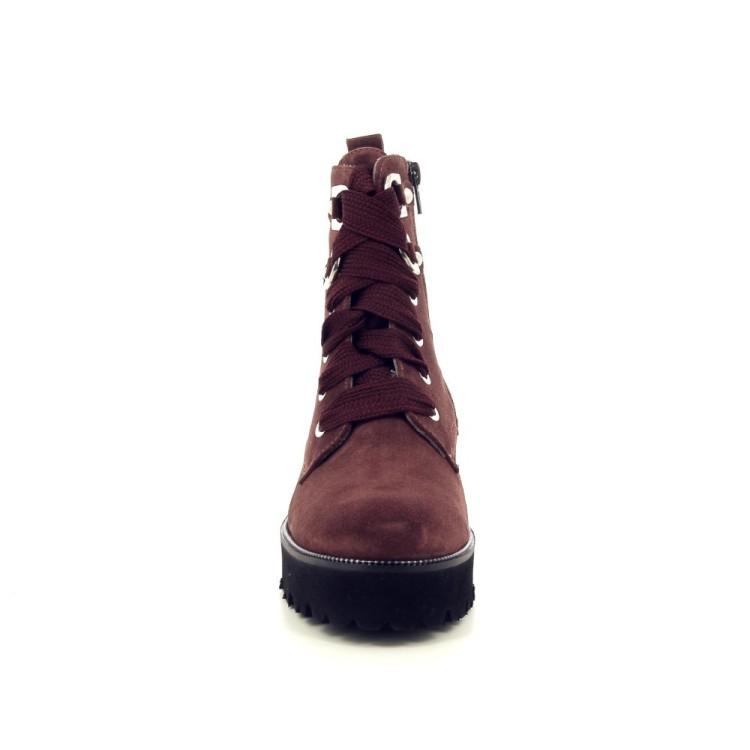 Maripe damesschoenen boots bordo 190805