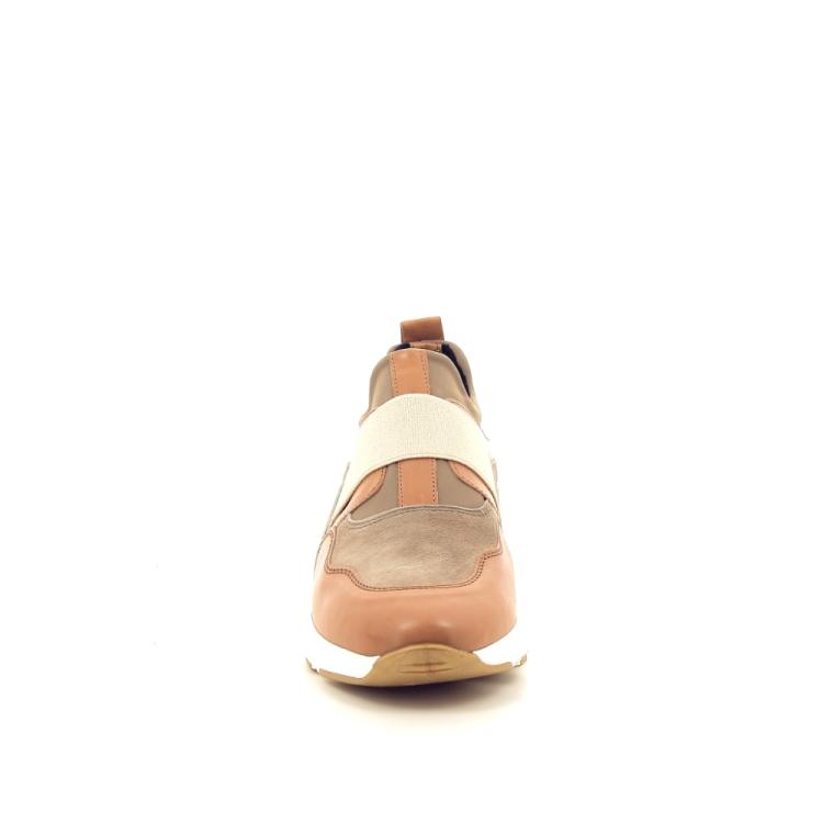 Maripe damesschoenen sneaker camel 195862