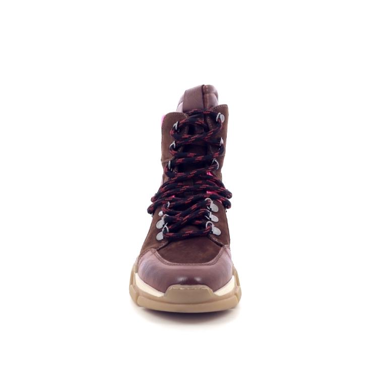 Maripe damesschoenen sneaker cognac 201363