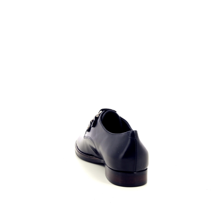 Maripe damesschoenen veterschoen donkerblauw 188345
