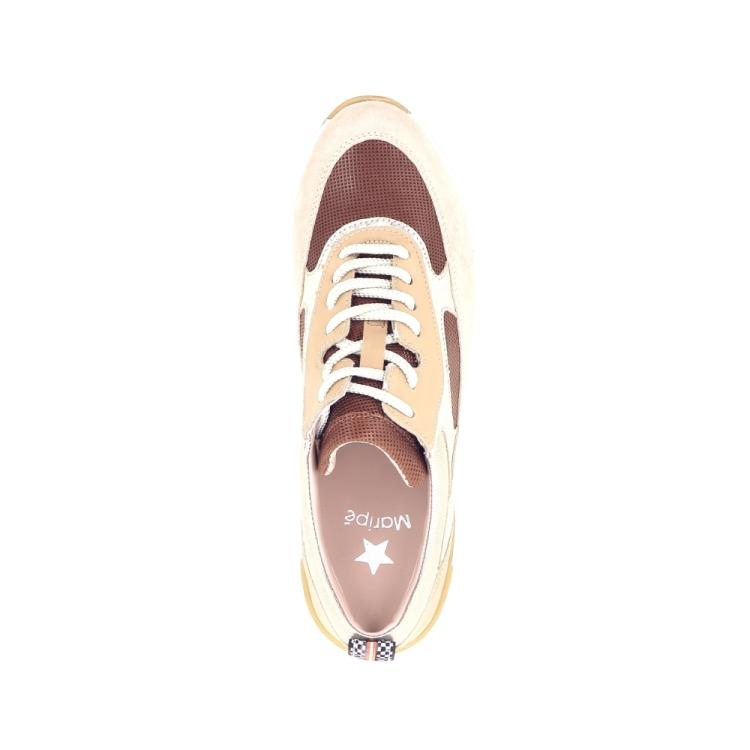 Maripe damesschoenen sneaker naturel 195860