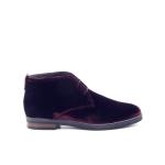 Maripe damesschoenen boots rood 18145