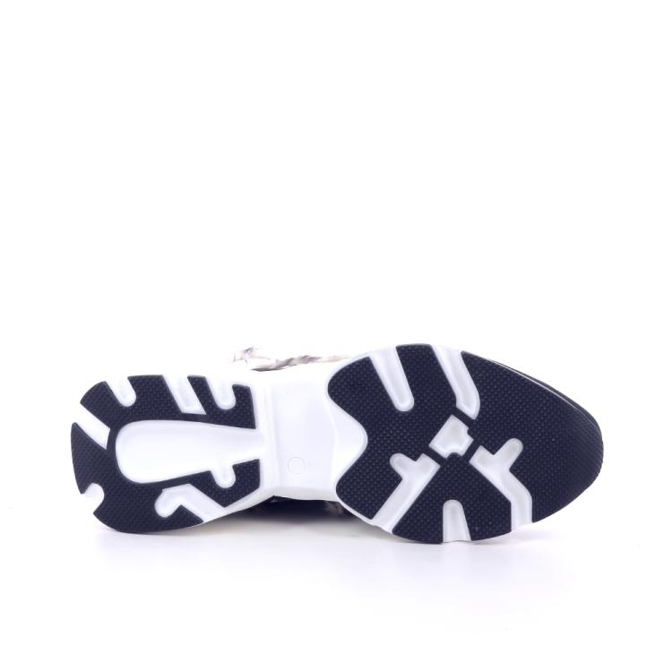 Maripe damesschoenen sneaker wit 201370