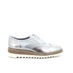 Maripe damesschoenen veterschoen zilver 98756