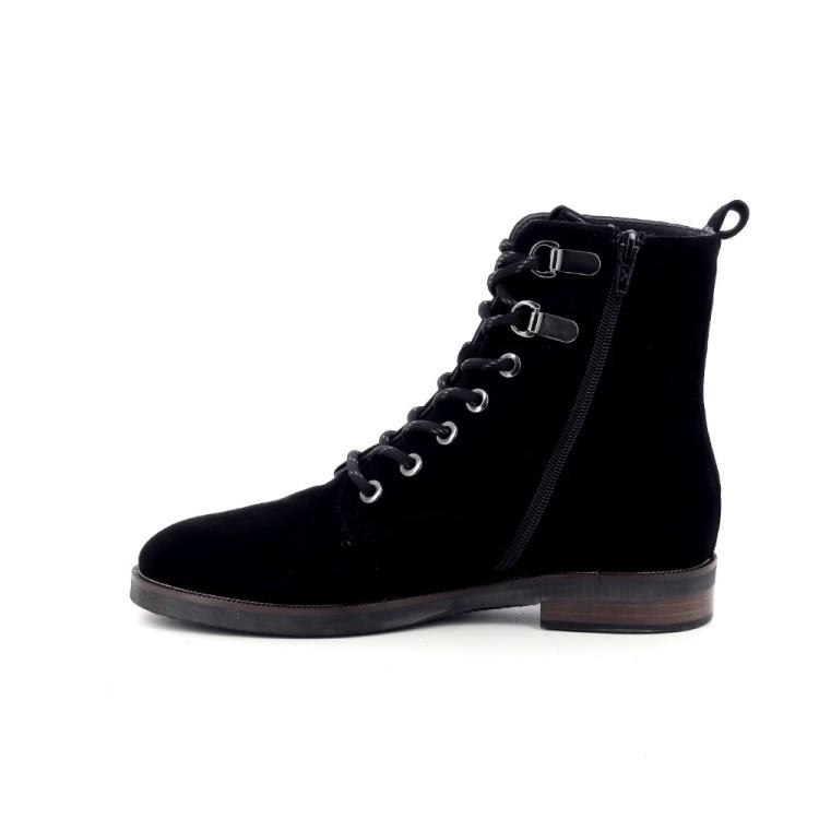 Maripe damesschoenen boots zwart 198903