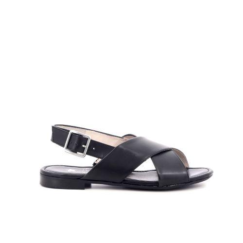 Maripe  sandaal zwart 203225