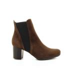 Mauro teci damesschoenen boots cognac 20559