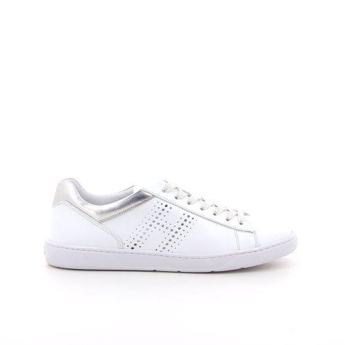 Hogan damesschoenen sneaker wit 195879