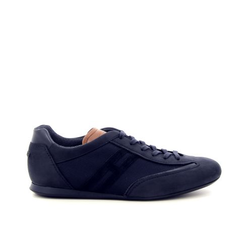 Hogan herenschoenen sneaker d.bruin 177843