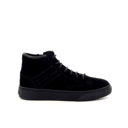 Hogan kinderschoenen sneaker zwart 188819