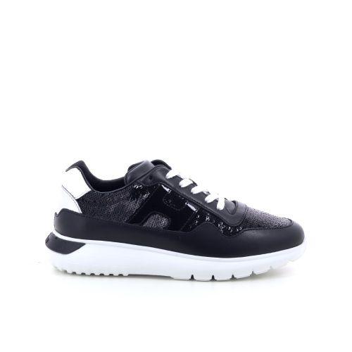 Hogan kinderschoenen sneaker zwart 199309