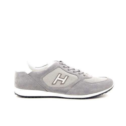 Hogan herenschoenen sneaker blauw 181404