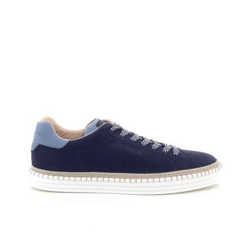 Hogan herenschoenen sneaker blauw 179263