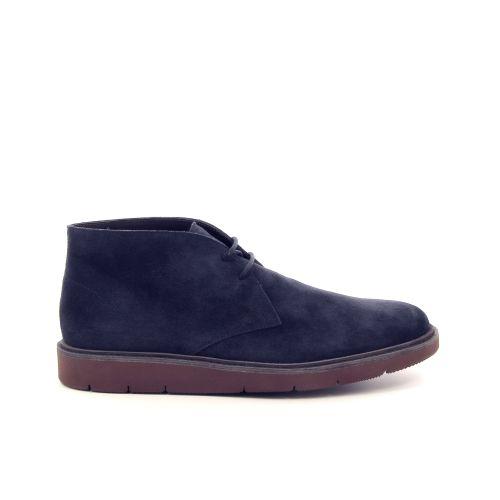 Hogan herenschoenen boots blauw 177862
