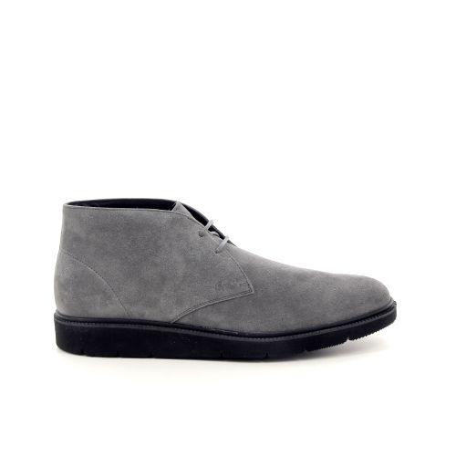 Hogan herenschoenen boots grijs 177862