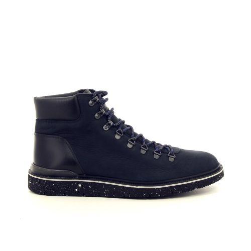 Hogan herenschoenen boots blauw 187149